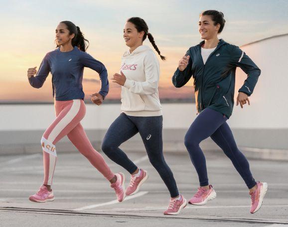 ASICS NAGARE to nowa kolekcja biegowa dla kobiet
